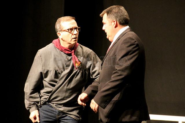 Falla Albuixares Teatro solidario