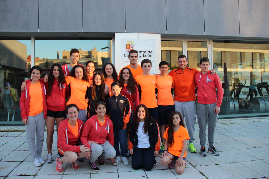 Iii open de salvamento castilla y leon flickr for Piscina rio esgueva