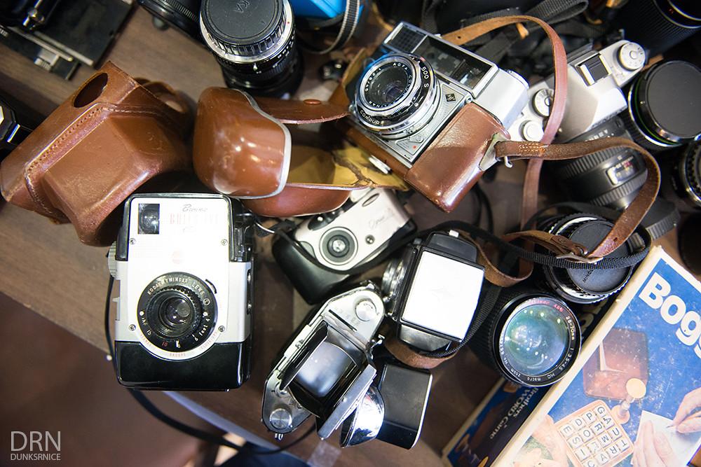 Film Camera Bodies.