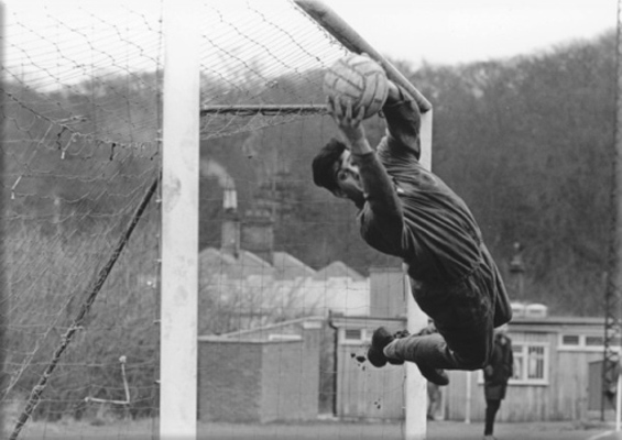 Picture of Norwich Keeper Kevin Keelan - 1963 to 1980