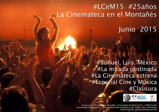 #25años #LCeM15 junio 2015
