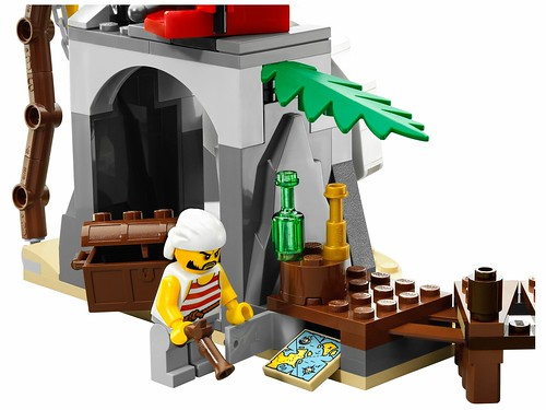 LEGO Pirates 70411 Treasure Island 10