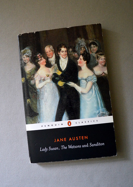 Re-reading Jane Austens Lady Susan