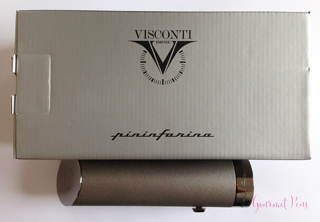 Review Visconti Pininfarina Nanotech Fountain Pen @AppelboomLaren (1)
