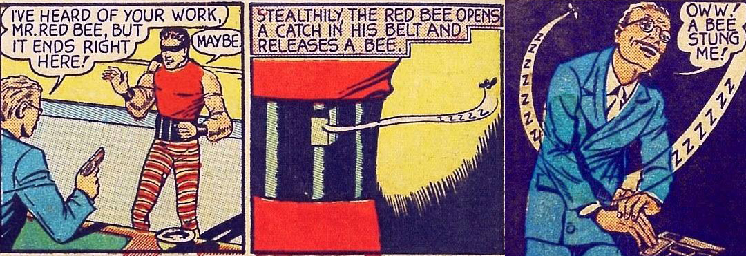 red bee 1