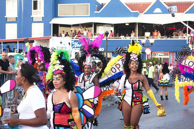 @ the grand parade