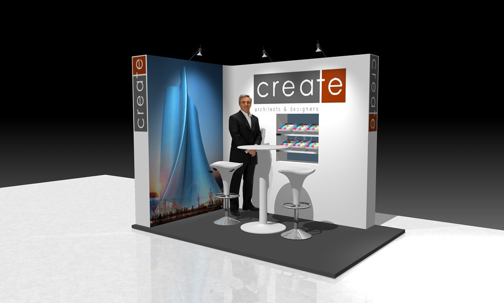 Small Exhibition Stand Jobs : Small exhibition stand design get your free