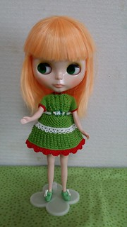 Dress for Blythe | by worlddoll86