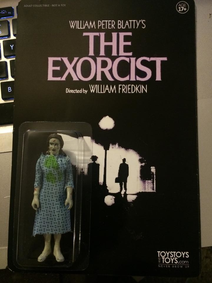 80s Customs - The Exorcist