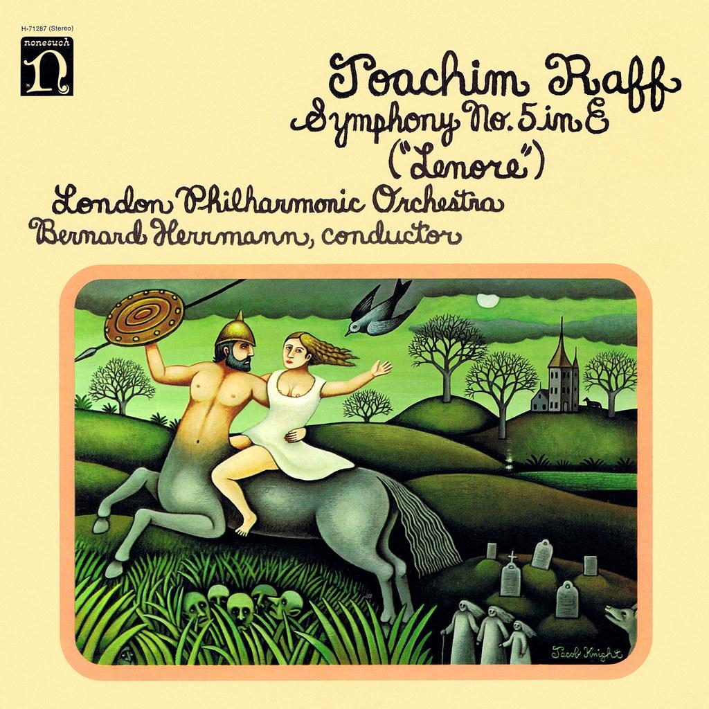 Joachim Raff - Symphony No. 5
