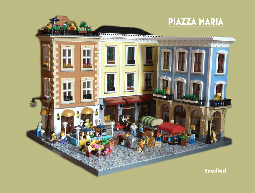 piazza maria piazza maria a small town sqaure of europea flickr. Black Bedroom Furniture Sets. Home Design Ideas