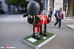 THE GUARDIAN No.30 - Shaun The Sheep - Shaun in the City - London - 150512 - Steven Gray - IMG_0521