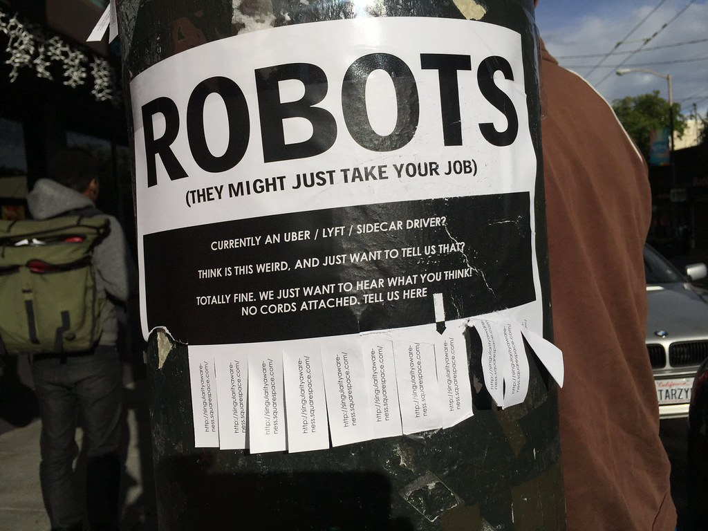 Image result for Are the robots coming to take your job
