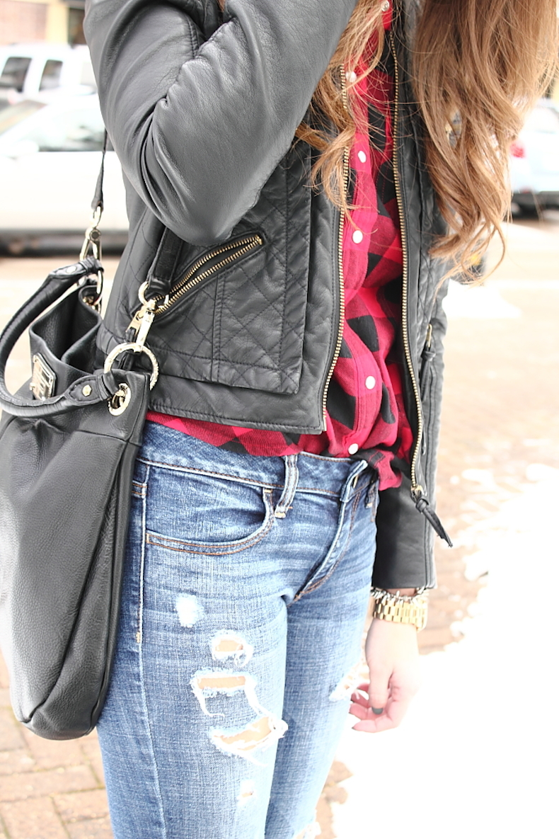 buffalo-plaid-and-leather