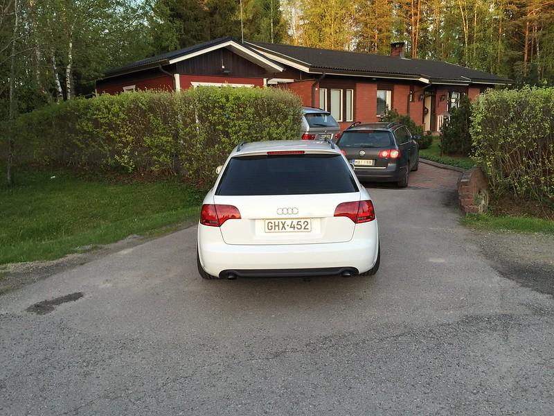 Zoml: Audi A4 B7 Avant //Mätäs Crew 17904827098_3c19ebd2fc_c