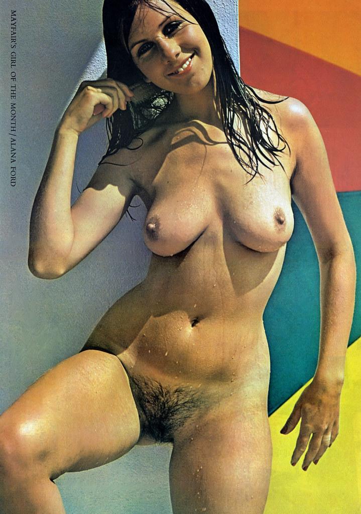 Lesley ann down mayfair magazine