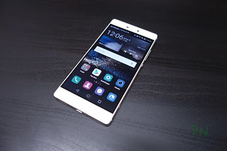 Huawei P8 & Talkband Launch in London - Hands-On | by martin.rechsteiner