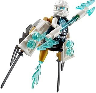 LEGO Ninjago 2015: 70730 - Chain Cycle Ambush
