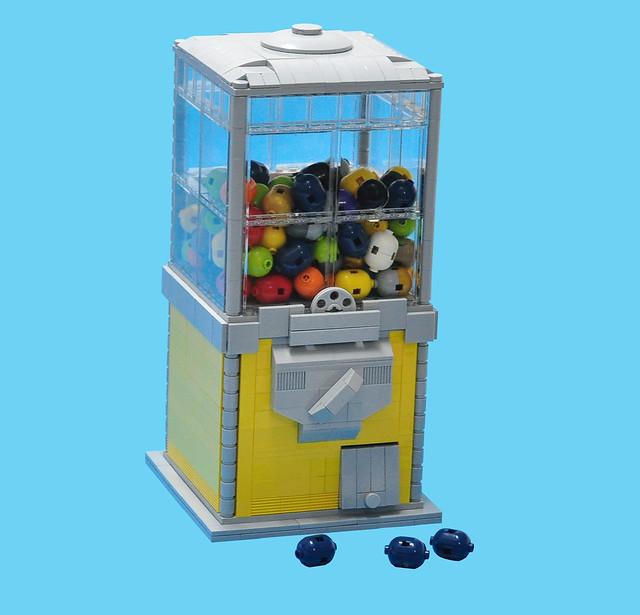 Bulk vending