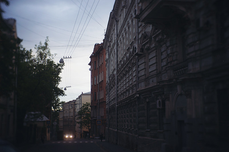 moscow street I