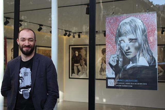 Julien Brugeas - Galerie Glénat