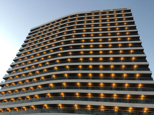 Hotel Don Pancho en Benidorm