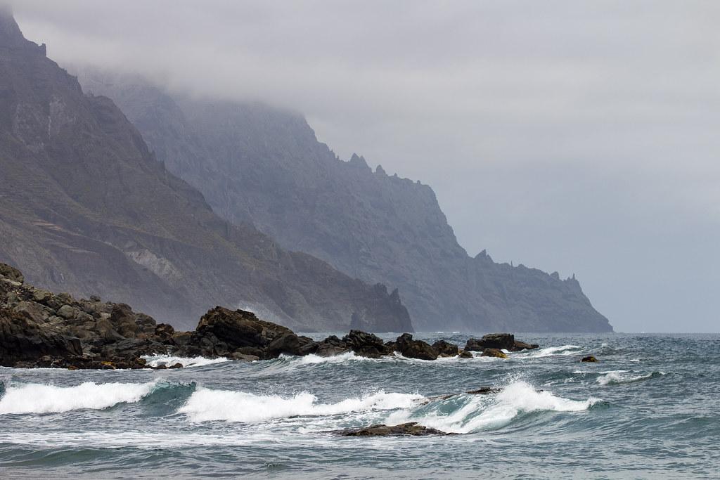 Almaciga coast - Tenerife