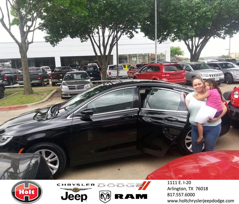 Congratulations To Laura Cortes On Your Chrysler 200 Pur