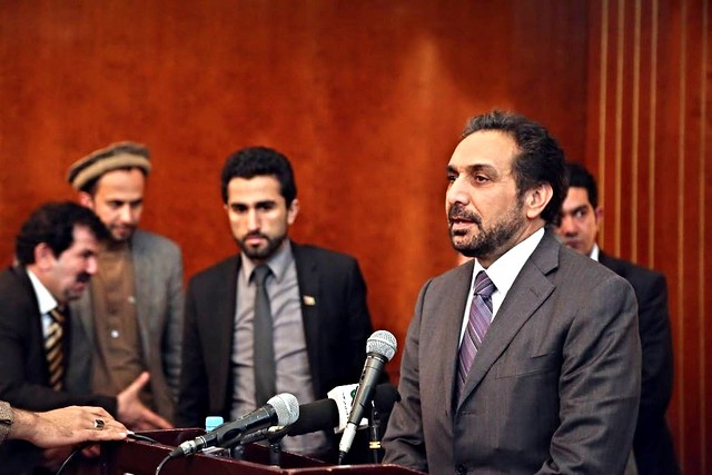 Massoud Speaks