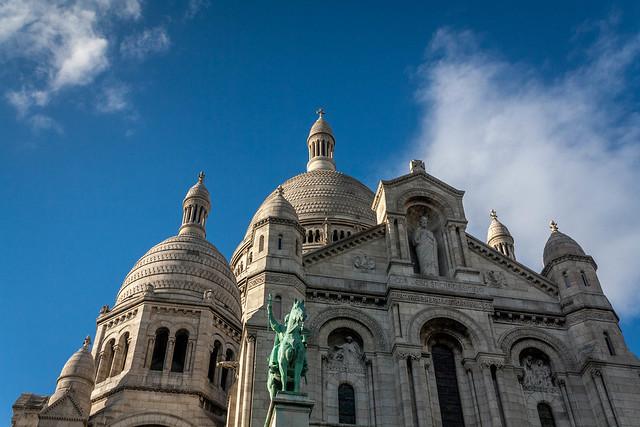 Sacre Cœur, Paris