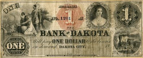$1 Bank of Dakota
