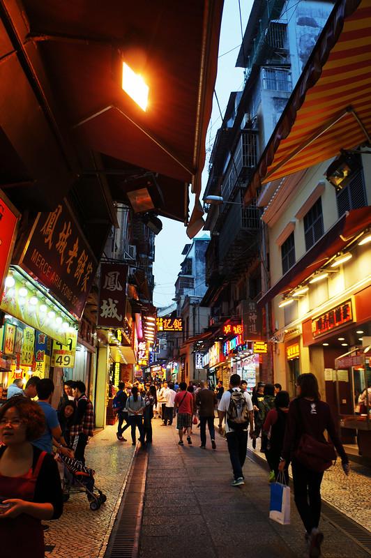 Macau: Senado Square / Senate Square