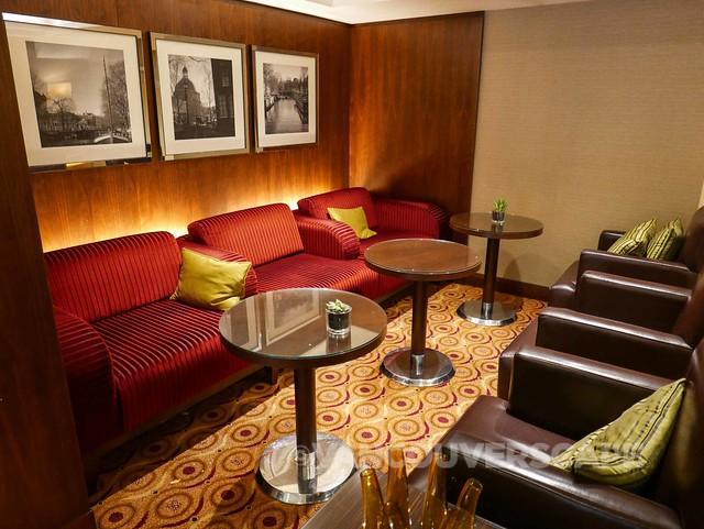 Amsterdam Renaissance Hotel Club Lounge