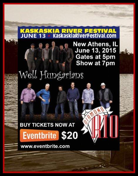 Kaskaskia River Festival 6-13-15