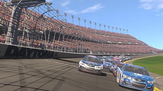Nascar Heat Evolution Features 40 Player Races