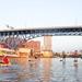 Paddling the Cuyahoga River