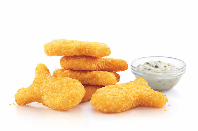 Fish Dippers photo courtesy of McDonald's