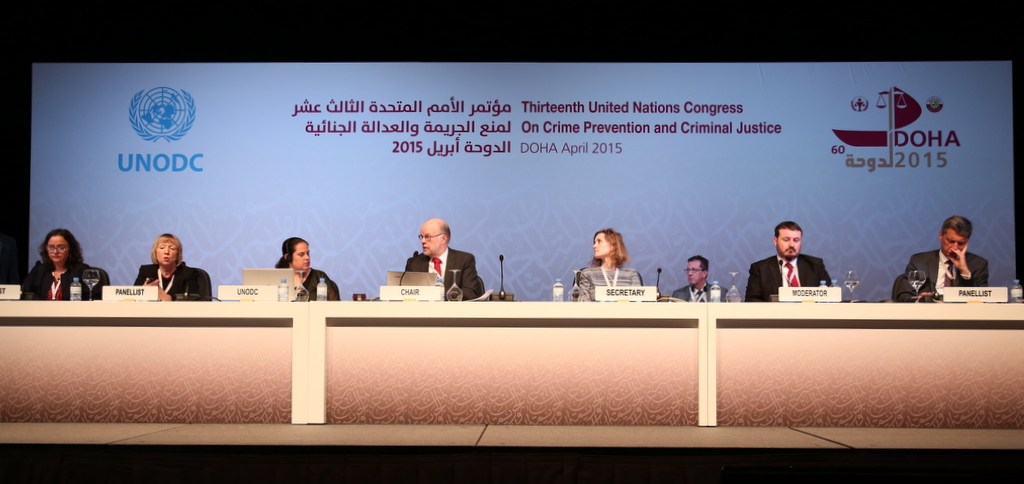 13th United Nations Congress on Crime Prevention and