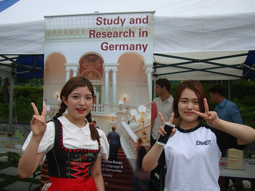 Maifest in Busan 2015
