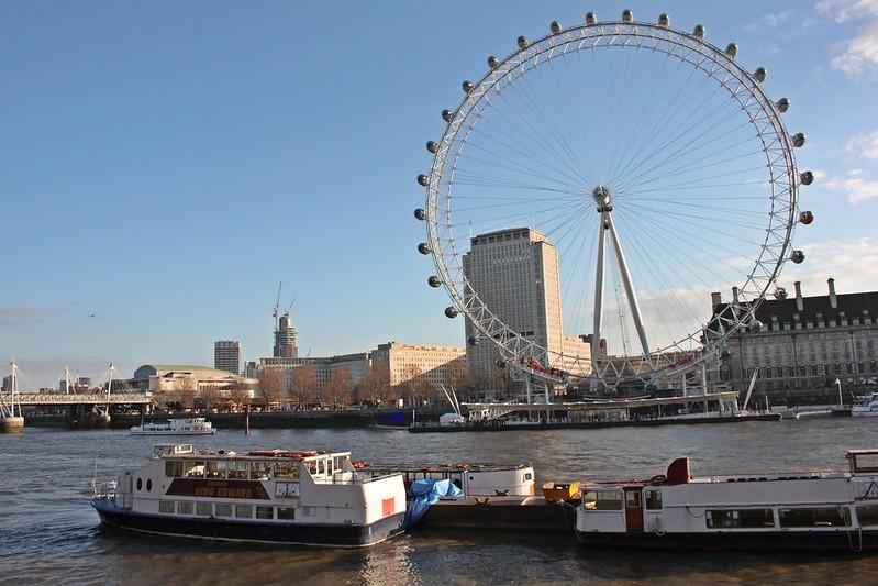 17度C用中文遊london搭渡輪遊泰晤士河-Citycruises攻略 (8)