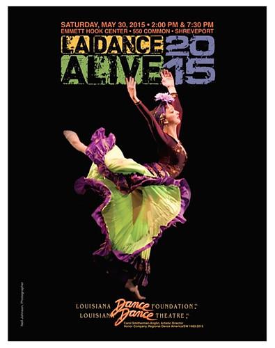 Dance Alive Sat, May 30, Shreveport