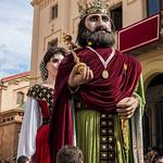 Santa Tecla 2014 - Sortida d'ofici