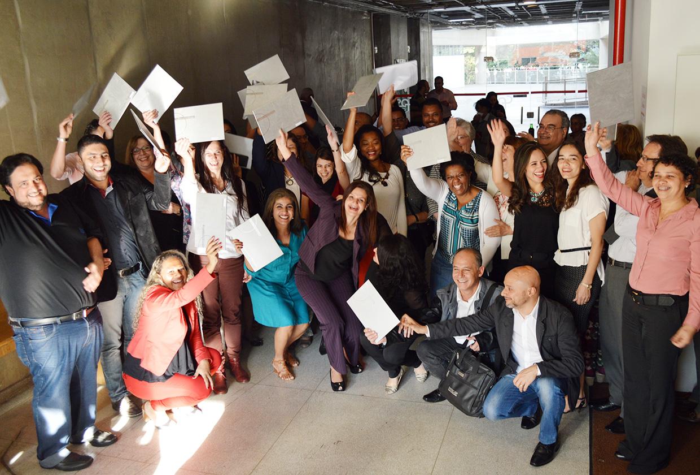 Centro Paula Souza certifica turma de MBA em Gestão de Projetos e Processos