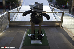 FINE & GANDY No.28 - Shaun The Sheep - Shaun in the City - London - 150512 - Steven Gray - IMG_0503