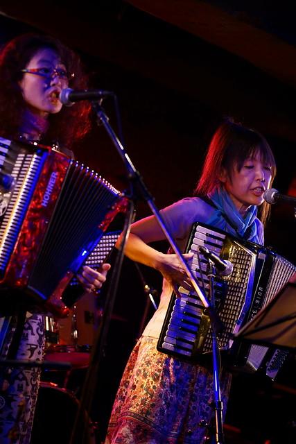 ジャバラガールズ live at Manda-La 2, Tokyo, 27 May 2015. 155