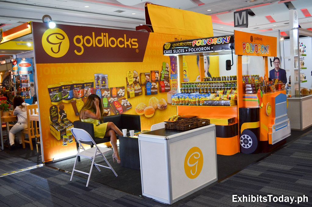 Goldilocks Exhibit Stand
