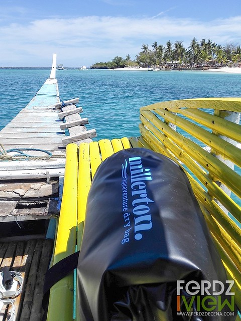 Island hopping with the Millerton Aquaventure Dry Bag