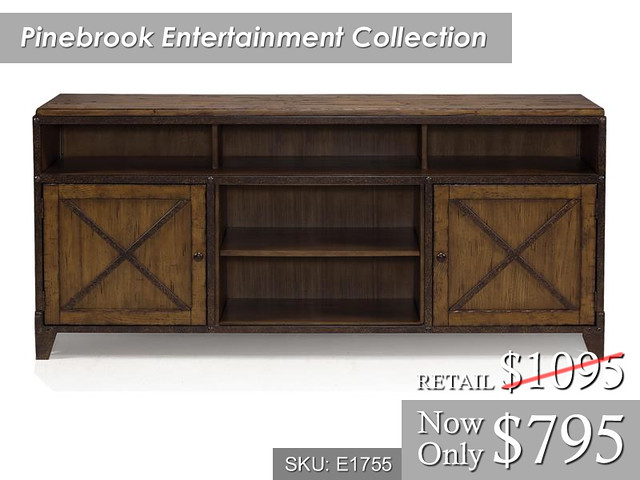Pinebrook Entertainment Collection