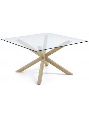 Brazzo Fisso Quadrato Tavolo Con Gambe Acciaio Inox Opaco Flickr