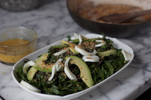 Swiss Chard Salad (9) | by aprilds